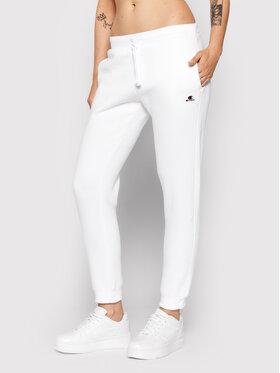 Champion Champion Pantalon jogging Rib Cuff 114469 Blanc Regular Fit