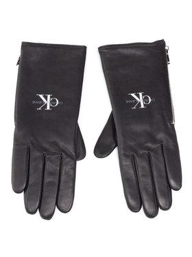 Calvin Klein Jeans Calvin Klein Jeans Ženske rukavice Gloves Lth K60K607353 Crna