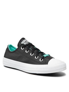 Converse Converse Sneakers aus Stoff Ctas Ox 571626C Schwarz
