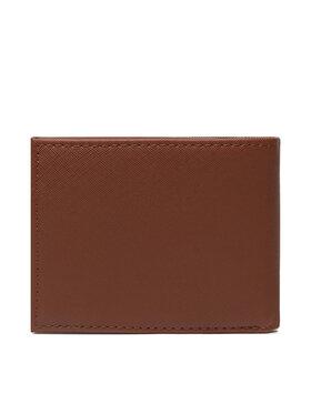 Guess Guess Veľká pánska peňaženka Certosa Slg SMCERT LEA24 Hnedá