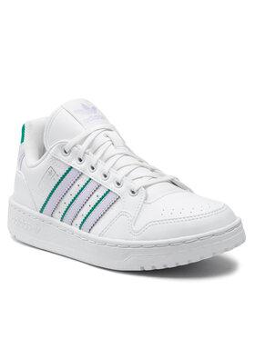 adidas adidas Buty Ny 90 Stripes H03101 Biały