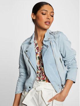 Morgan Morgan Giacca di jeans 211-VAMMY Blu Regular Fit