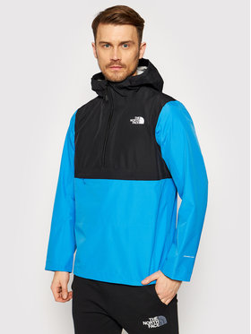 The North Face The North Face Ветровка Arque NF0A4AGXME91 Син Regular Fit