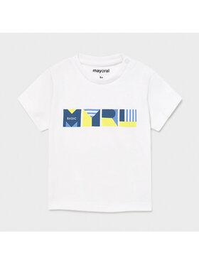 Mayoral Mayoral T-Shirt 106 Weiß Regular Fit