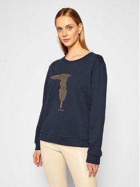 Trussardi Jeans Trussardi Jeans Μπλούζα 56F00107 Σκούρο μπλε Regular Fit
