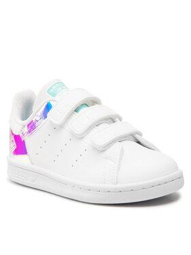 adidas adidas Обувки Stan Smith Cf C H0850 Бял