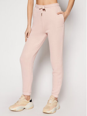 Guess Guess Pantaloni da tuta O1GB01 FL03M Rosa Regular Fit