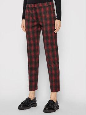 Pinko Pinko Kalhoty z materiálu Bello 1G16Q0 8522 Šedá Slim Fit