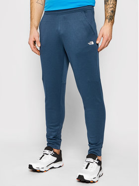 The North Face The North Face Sportinės kelnės Surgent Cuffed NF0A3UWI Tamsiai mėlyna Regular Fit