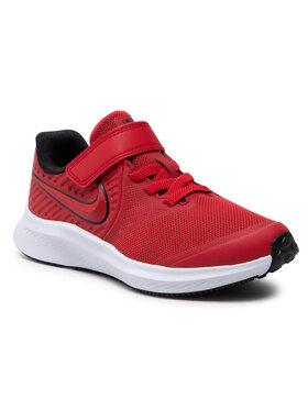 Nike Nike Boty Star Runner 2 (PSV) AT1801 600 Červená