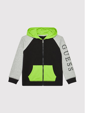 Guess Guess Bluza H1YJ07 KAD70 Kolorowy Regular Fit