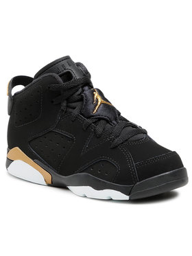Nike Nike Topánky Jordan 6 Retro Dmp (Ps) CT4965 007 Čierna