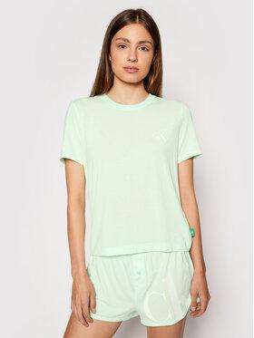 Calvin Klein Underwear Calvin Klein Underwear Піжама 000QS6676E Зелений