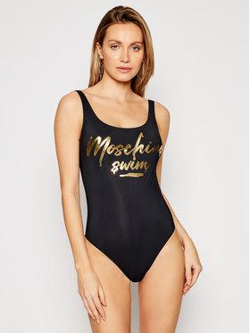 MOSCHINO Underwear & Swim MOSCHINO Underwear & Swim Strój kąpielowy 8112 5169 Czarny