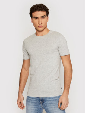 Only & Sons ONLY & SONS T-Shirt Basic 22020798 Grau Slim Fit