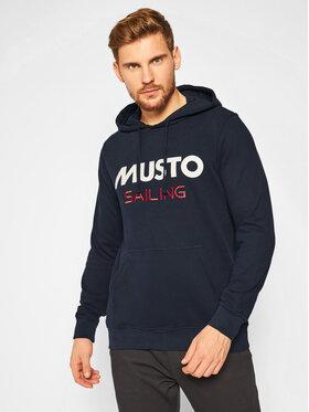 Musto Musto Sweatshirt 82019 Bleu marine Regular Fit