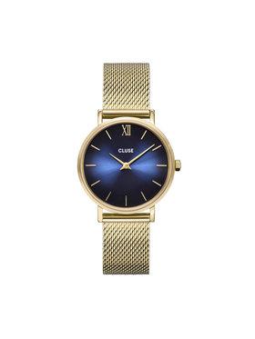 Cluse Cluse Zegarek Minuit CW10202 Złoty