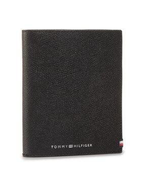 Tommy Hilfiger Tommy Hilfiger Dokumentų dėklas Business Passport Wallet AM0AM06515 Juoda