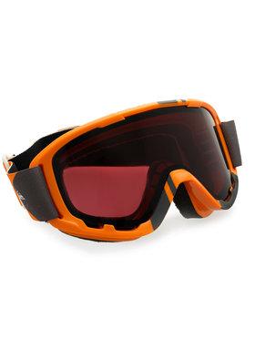 Quiksilver Quiksilver Gogle Sherpa EQYTG03101 Pomarańczowy
