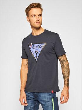 Guess Guess T-Shirt Monster M0YI51 I3Z00 Granatowy Regular Fit
