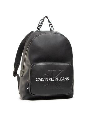 Calvin Klein Jeans Calvin Klein Jeans Kuprinė Campus Bp W/Pckt 40 K60K607201 Juoda
