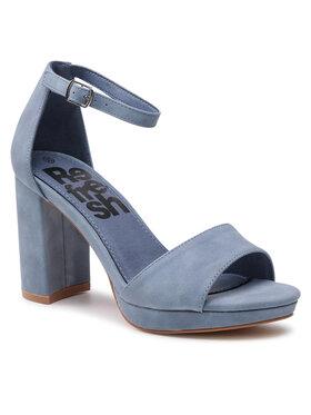 Refresh Refresh Sandále 69719 Modrá