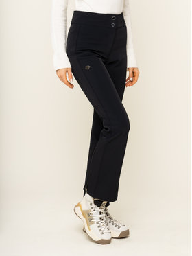 Descente Descente Lyžařské kalhoty Vivian DWWOGD21 Černá Slim Fit