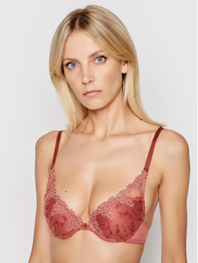 Passionata by Chantelle Passionata by Chantelle Soutien-gorge push-up White Nights P40690 Rouge