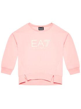 EA7 Emporio Armani EA7 Emporio Armani Sweatshirt 3KFM51 FJ5FZ 1416 Rosa Regular Fit