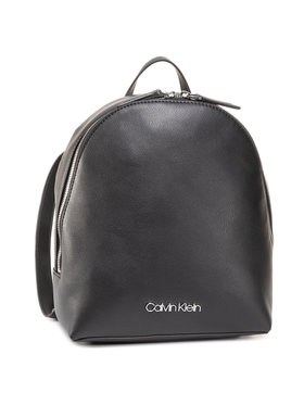 Calvin Klein Calvin Klein Plecak Round Bp Sm K60K606738 Czarny