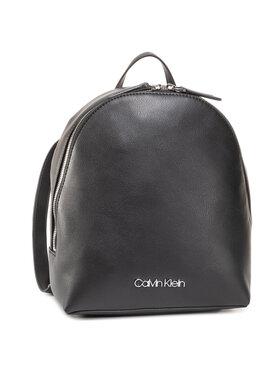 Calvin Klein Calvin Klein Rucksack Round Bp Sm K60K606738 Schwarz