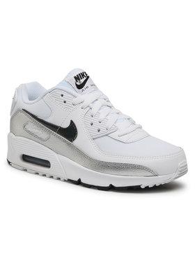 Nike Nike Chaussures Air Max 90 Gs CZ5867 100 Blanc