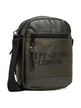Pepe Jeans Pepe Jeans Saszetka Bandolera Med 7165422 Zielony