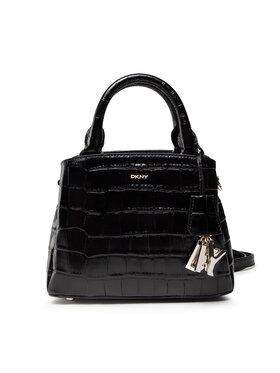 DKNY DKNY Handtasche Paige Sm Satchel R13DP465 Schwarz