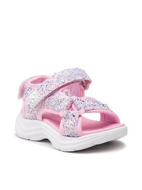 Skechers Skechers Sandales Glittery Glam 302965N/LTPK Rose