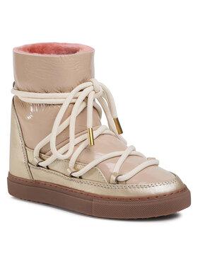 Inuikii Inuikii Schuhe Snker Patent Wedge 70203-067 Beige