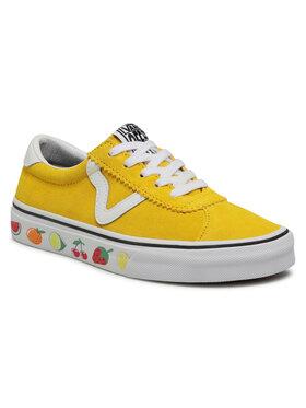 Vans Vans Tenisówki Sport VN0A4BU627X1 Żółty