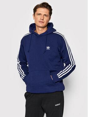 adidas adidas Džemperis adicolor Classics 3-Stripes H06677 Tamsiai mėlyna Regular Fit