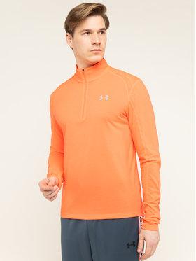 Under Armour Under Armour Technisches Sweatshirt Ua Streaker ½ Zip 1326585 Orange Fitted Fit