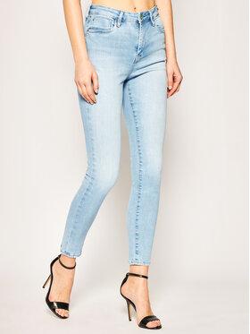 Pepe Jeans Pepe Jeans Skinny Fit džíny Dion PL202285 Modrá Skinny Fit