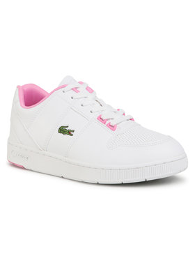 Lacoste Lacoste Sneakersy Thrill 0120 1 Suj 7-40SUJ00141Y9 Bílá