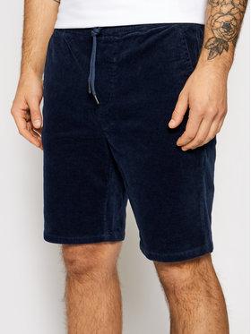 Only & Sons ONLY & SONS Pantalon scurți din material Linus 22019120 Bleumarin Regular Fit