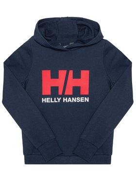 Helly Hansen Helly Hansen Mikina Logo 41707 Tmavomodrá Regular Fit