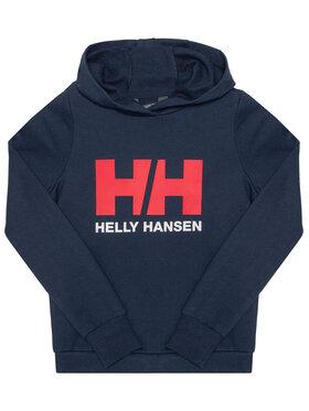 Helly Hansen Helly Hansen Μπλούζα Logo 41707 Σκούρο μπλε Regular Fit