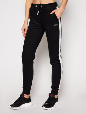 Fila Fila Jogginghose Laki 683347 Schwarz Tapered Fit