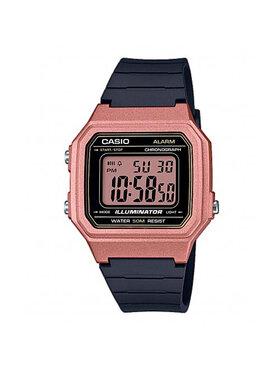 Casio Casio Часовник W-217HM-5AVEF Черен