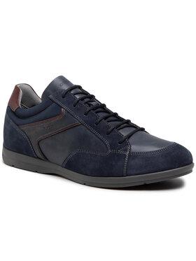 Geox Sneakersy U Adrien B U157VB 0CL22 C4002 Tmavomodrá