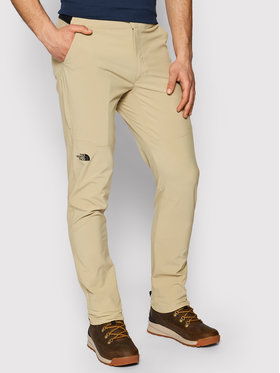 The North Face The North Face Outdoor панталони Paramount Active NF0A3SO9 Бежов Slim Fit
