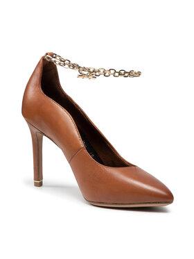 Tamaris Tamaris Pantofi cu toc subțire 1-24404-27 Maro