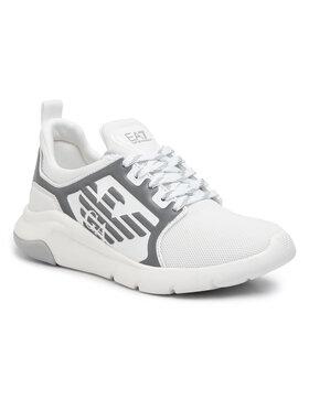 EA7 Emporio Armani EA7 Emporio Armani Sneakersy X8X057 XCC55 00175 Bílá